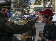 chile: desempleo en santiago es de 15,6%, el peor en 35 anos