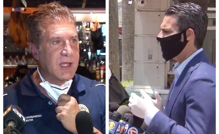 Reabren restaurantes al 50% en la ciudad de Hialeah y Miami
