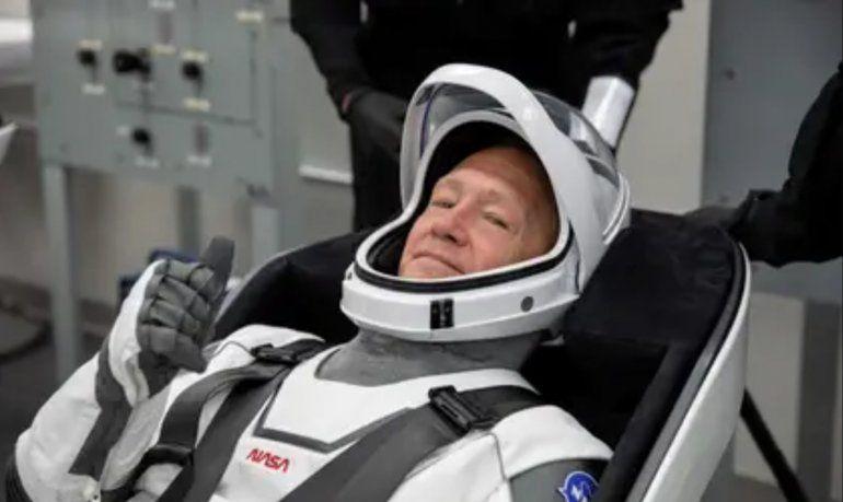 La misión tripulada de la NASA y operada con un cohete de SpaceX fue pospuesta para el sábado 30 de mayo