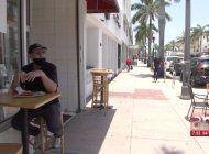 reabren restaurantes de miami beach
