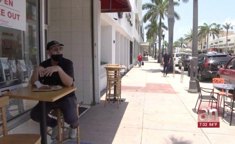 Miami-Dade da marcha atrás a la orden de cerrar negocios