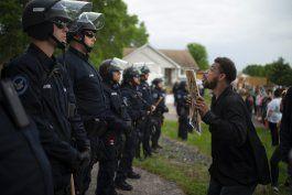 minneapolis: nuevas protestas violentas por muerte de hombre