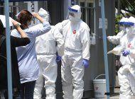 los contagios del virus siguen subiendo en india y rusia