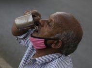 virus, calor y langostas: una tormenta perfecta en india