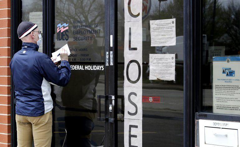 Contracción de la economía de EEUU fue peor de la anticipada