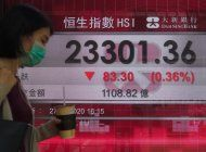 tensiones entre eeuu y china frenan alza en wall street
