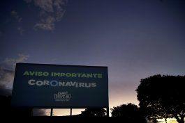 ap fotos: autocine en brasil, para huir de la pandemia