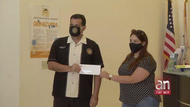 Hialeah Gardens anuncia los ganadores de ayuda económica que ofreció esa ciudad por el COVID- 19