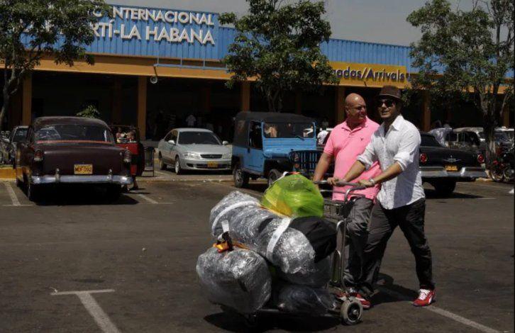 Estados Unidos limita los vuelos chárter a Cuba