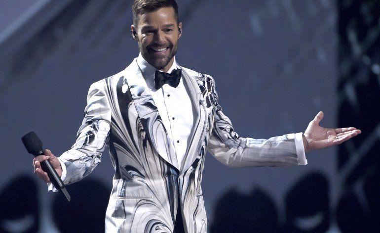 Ricky Martin canaliza su ansiedad por la pandemia en Pausa