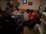 coronavirus: lo propagan los ricos, lo sufren los pobres