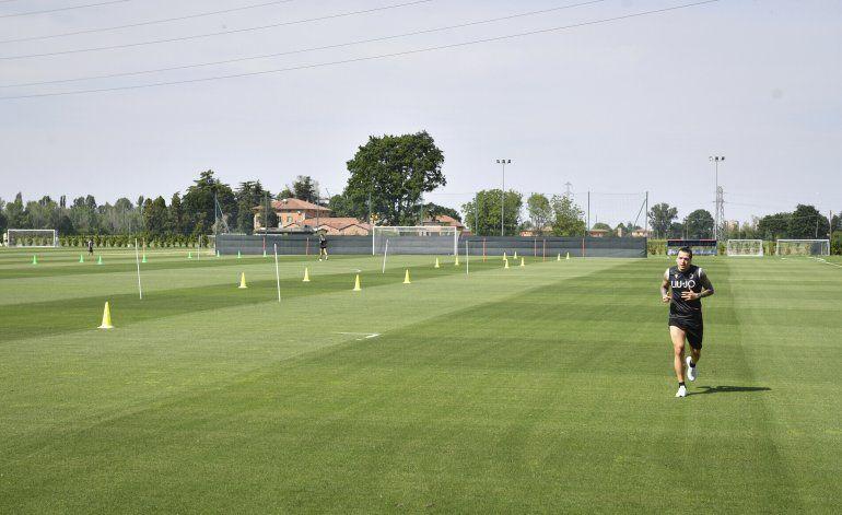 Serie A se reanudará en junio con los partidos más atrasados