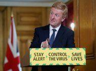 gobierno britanico autoriza reanudacion del deporte
