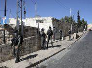 policia israeli mata a tiros a palestino autista