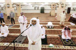 reabren las mezquitas de arabia saudi y jerusalen