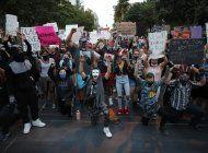 eeuu: preven repunte de contagios por protestas masivas