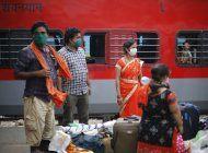 india: mas de 8.000 nuevos casos de coronavirus en un dia