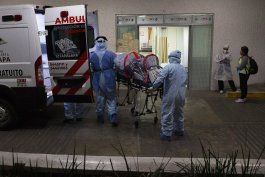 mexico: asi viven paramedicos la emergencia por el covid-19