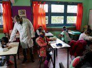 uruguay es el primer pais de a. latina que vuelve a clases