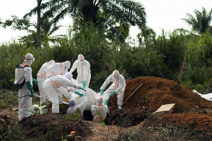 Congo confirma nuevo brote de ébola
