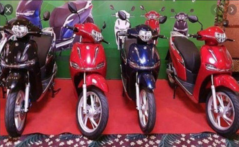 Venderán en Cuba nuevo modelo de motos eléctricas fabricadas en Vietnam