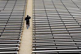 graderios semidesiertos, ¿nueva normalidad del deporte?