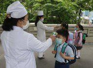 corea del sur reabre escuelas pese a repunte de casos