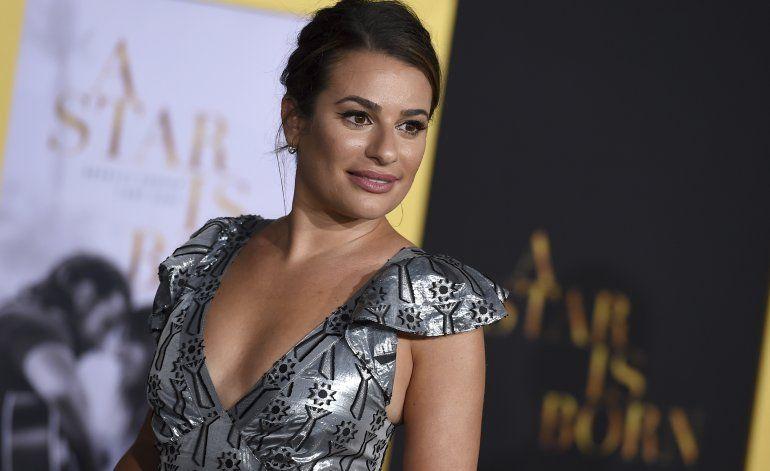Lea Michele se disculpa por haber sido difícil en Glee