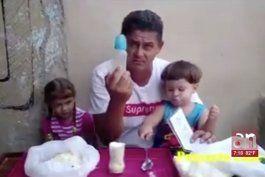 padre cubano denuncia escasez de leche para sus hijos en medio de la pandemia