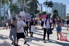 se espera repunte de covid-19 en dos semanas por multitudinarias protestas