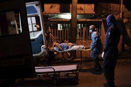 brasil reporta otras 1.473 muertes por covid-19