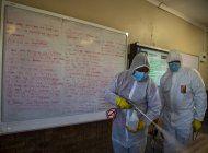 ante escasez, sudafrica limita pruebas de coronavirus