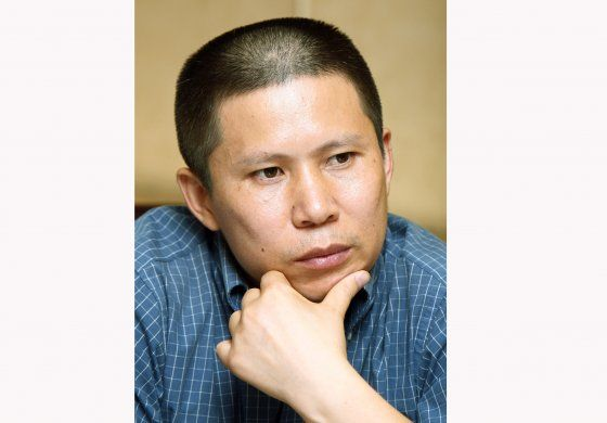 Disidente chino Xu Zhiyong será homenajeado por PEN America