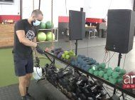 preparan los gimnasios de miami para la reapertura