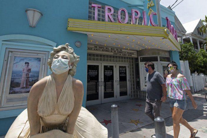 Florida comienza la fase número II de la reapertura económica