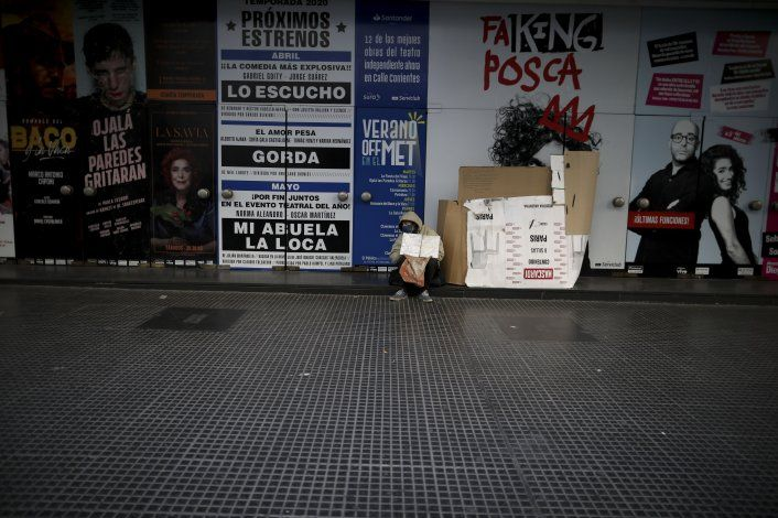 Buenos Aires reabre teatros pero sin público