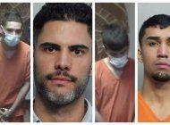 atrapan a cuatro jovenes de hialeah por trafico de droga y lavado de dinero