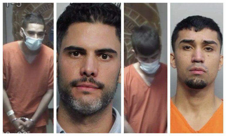 Atrapan a cuatro jóvenes de Hialeah por tráfico de droga y lavado de dinero