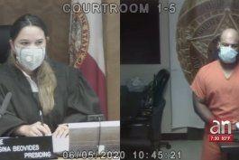 en corte hombre de miami que hizo pasar por chofer de uber  para violar a dos mujeres