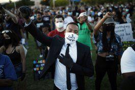 movimiento de protesta de eeuu apunta a la injusticia racial