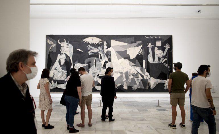 Reabren museos de arte en Madrid, pero con limitaciones