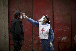 chile registra nuevo record de muertes al superar 1.500