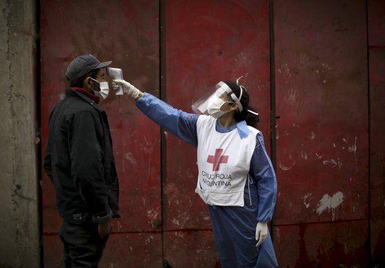 Chile registra nuevo récord de muertes; supera las 1.500