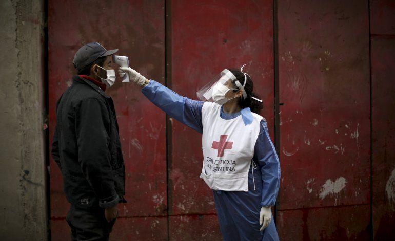 Chile registra nuevo récord de muertes al superar 1.500