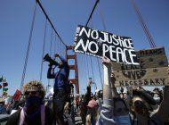 eeuu: miles piden en protestas cambios antirracismo
