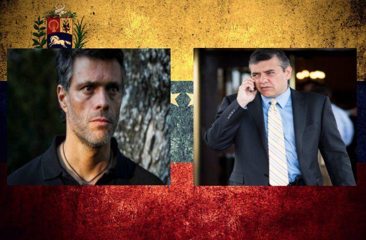 Leopoldo López demandará legalmente a David Rivera por difamación