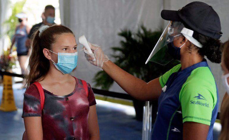 Florida reporta 6,336 nuevos casos de Coronavirus. Miami 1,981 adicionales en las últimas 24