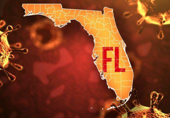 Florida agregó 11,433 pruebas positivas de COVID-19: Miami-Dade: reportó 58,341 nuevos casos
