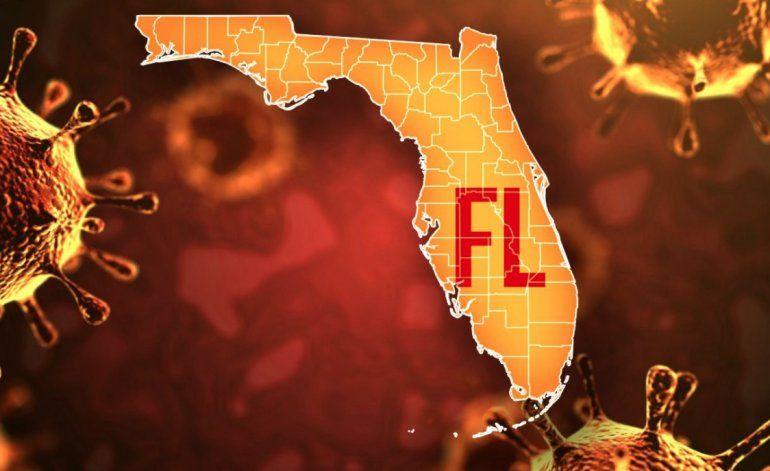 Miami-Dade tiene las mayores cifras de casos y fallecimientos en todo el estado de Florida