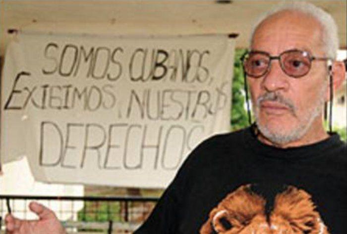 Opositor cubano Vladimiro Roca hospitalizado en La Habana